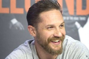 Happy birthday: Hollywood is lucky to have 'Mad Max' aka Tom Hardy
