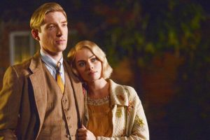 Domhnall Gleeson is excited to work with Margot Robbie