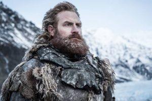Kristofer unsure whether Tormund will return on 'GoT'
