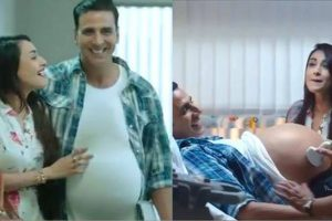 Game well played, Akshay Kumar delivers six babies?