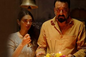 'Bhoomi': Sanjay Dutt, Aditi Rao chemistry elevates the film