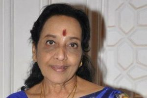 Actress Jamuna to be feted on diamond jubilee of acting career