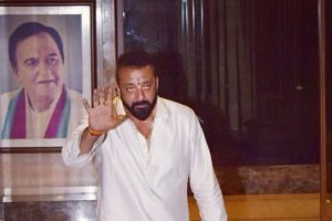I don't want my son to be like me: Sanjay Dutt