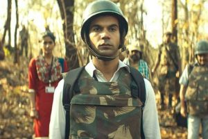 Rajkummar Rao to call Aamir Khan for 'Newton' Oscar promotion