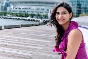 Aahana Kumra to feature in video for United Nations