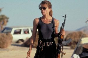Linda Hamilton signs up for new 'Terminator' film