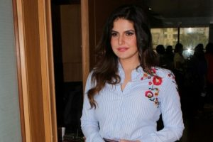 Trolls affect our family, friends: Zareen Khan