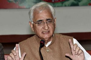 Rahul's elevation will give him right to lead alliance in 2019: Khurshid