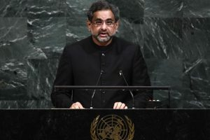 Pakistan raises Kashmir in UNSC, asks for review of 1948 resolution