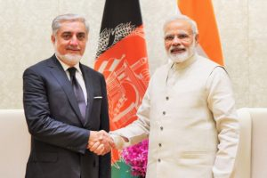 Afghan leader thanks India, slams Pakistan