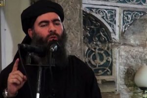 IS releases ostensible audio message from Baghdadi