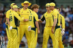 Aussie spinner Zampa eyes Dhoni's early dismissal in Kolkata