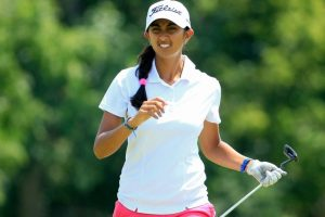 Flying start by Aditi Ashok in Cambia Portland Classic