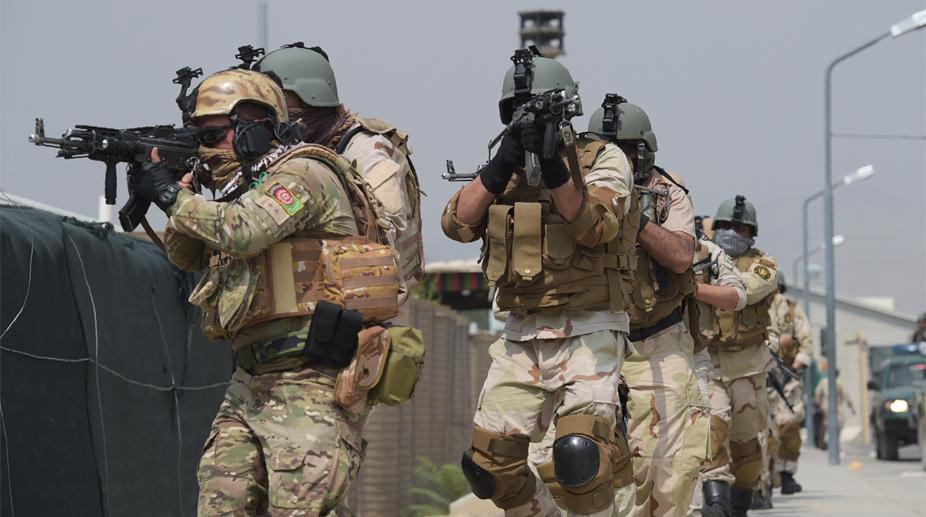 Afghan military base, Afghan military, Taliban attack