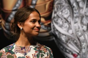 Alicia Vikander, Michael Fassbender to get married next month