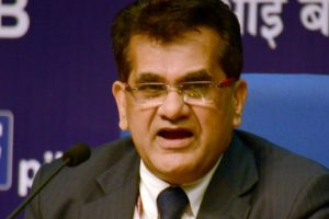 Govt has saved Rs 65,000 crore through DBT schemes: Amitabh Kant