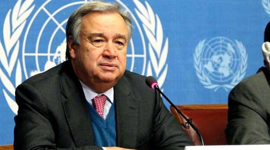 UN chief, Myanmar general, Rohingya Muslim, Antonio Guterres