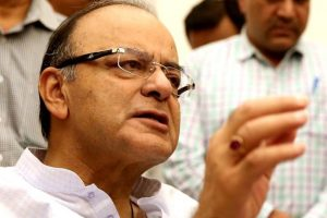 No loan waiver for capitalists, says Arun Jaitley