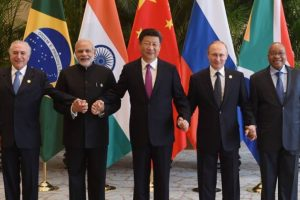 The wall that BRICS built