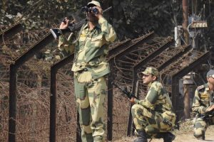 BSF arrests Pakistani intruder along IB in Jammu