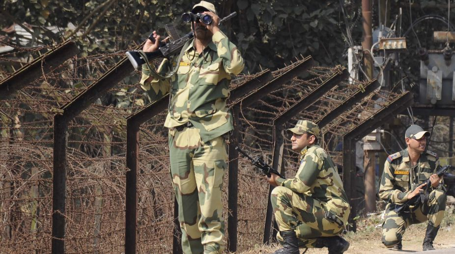 BSF operation, Kathua-Samba sector, tunnel across border, Border Security Force