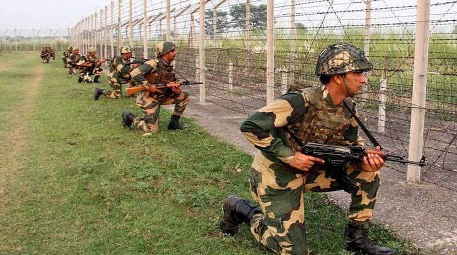 ceasefire violation, India, Pakistan, Indian Army, Cross border shelling