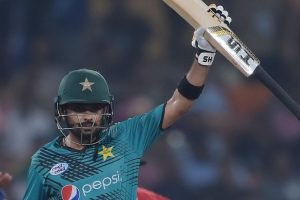 Independence Cup: Pakistan cricket fraternity hails Babar Azam for match-winning knock