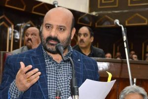 J-K govt keen on promoting AYUSH in state: Bali Bhagat