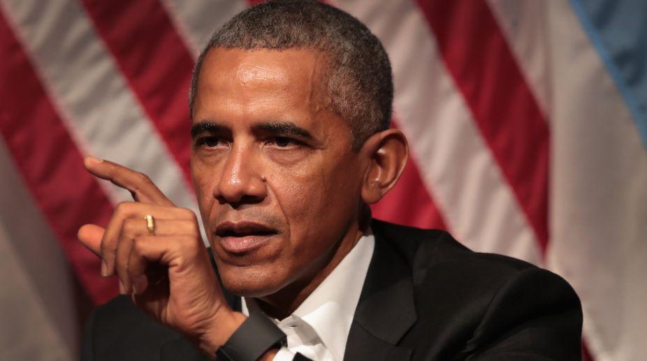 Barack Obama, US