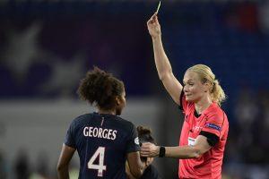 Female ref relishing historic Bundesliga debut