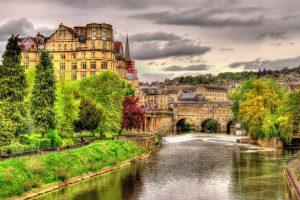 Bath: Jane Austen's city of spas still entices