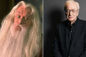 Richard Harris once gave Micheal Caine some marijuana