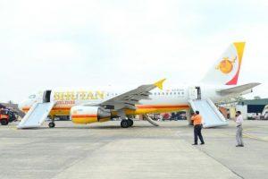 Smoke in Bhutan airlines flight, all passengers evacuated at Kolkata