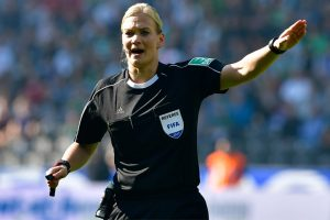Bibiana Steinhaus becomes first female ref in Europe's top leagues