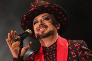 Boy George will never go under the knife