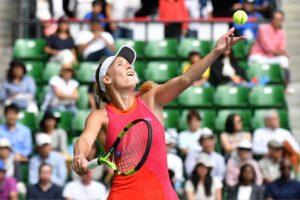 Caroline Wozniacki whips Russian to retain Tokyo crown