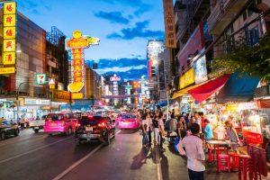 What's driving toursim in Bangkok