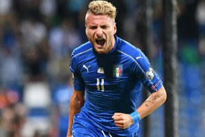 WCQ: Ciro Immobile lifts Italy past Israel