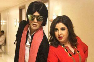 Shilpa Shetty: Imitating Big B is not an easy task