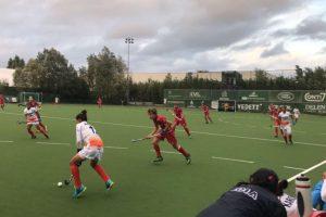 Indian women eke out 2-2 draw against Belgium men's hockey team