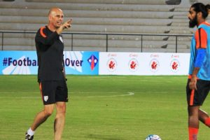 St Kitts' tie was wake-up call for Indian football team: Coach Constantine