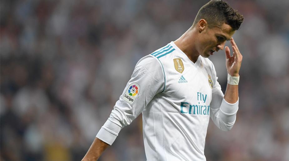Real Madrid CF, Cristiano Ronaldo