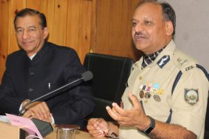 Himachal Police facing turbulent times: DGP