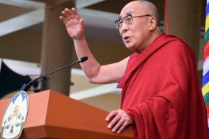 There are no Muslim or Christian terrorists: Dalai Lama