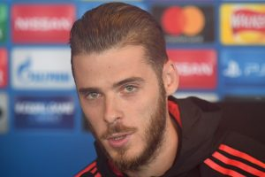 Jose Mourinho reveals which keeper will start for United against Basel