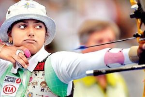 Deepika makes first round exit in World Cup Final