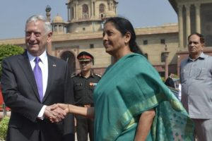 No Indian troops in Afghanistan, says Nirmala Sitharaman