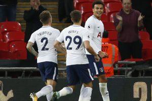 Carabao Cup: Dele Alli strikes as Tottenham Hotspur edge Barnsley
