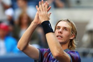 At 18, Denis Shapovalov's game, personality in US Open spotlight