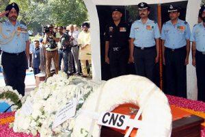 Nation bids adieu to Marshal Arjan Singh with 17-gun salute, flypast